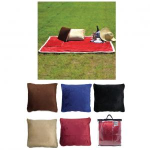 Lambswool Microsherpa Blanket & Pillow