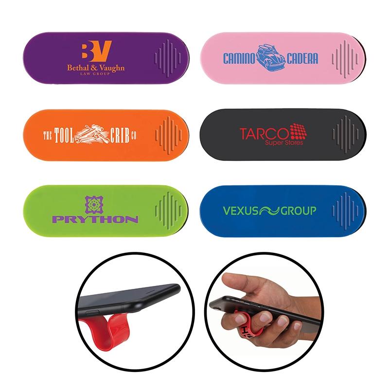 Sticky Finger Grip Phone Holder
