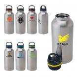 Eco Green 64 oz. Stainless Steel Vacuum Water Bottle