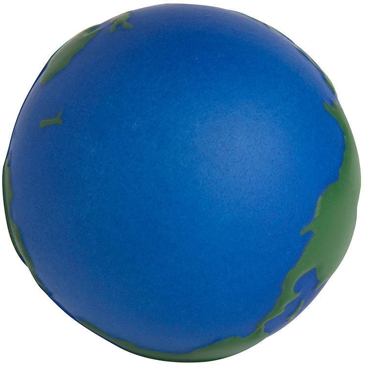 Sandler Color Changing Earth Shaped Stress Reliever