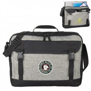 15 inch Laptop Briefcase with Strap