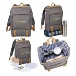 11 Piece Picnic Backpack for Two