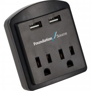 Clime Dual USB Outlet/ Adapter