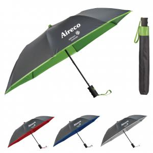 42 inch Auto Open Folding Color Splash Umbrella