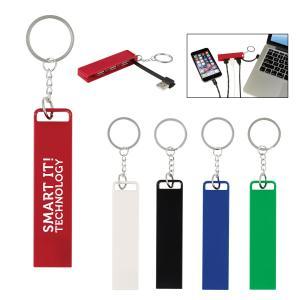 3 port USB Smart Keychain