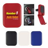 Car Air Vent Freshener with Phone Holder