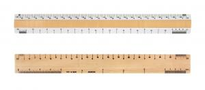"12"" Architectural Ruler"