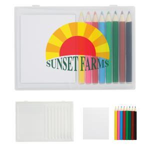 8-Piece Colored Pencil Art Set