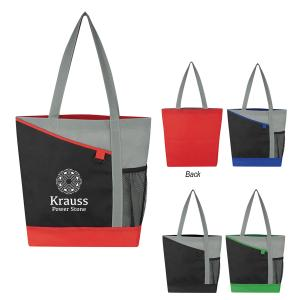 Non-Woven Water Resistant Tote Bag