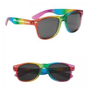 Polycarbonate Rainbow Sunglasses