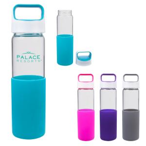 20 oz. Borosilicate Glass Bottle