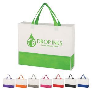 Polypropylene Non-Woven Prism Tote Bag