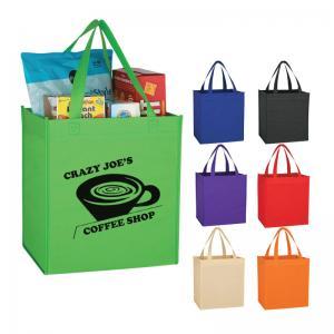 Polypropylene Non-Woven Shopping Tote Bag