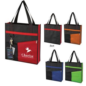 Fashionable Non-Woven Tote Bag