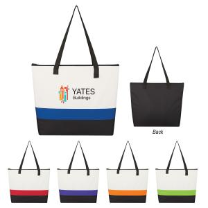 Affinity Polyester Tote Bag