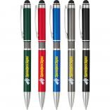 Retractable Ringo Metal Stylus Pen