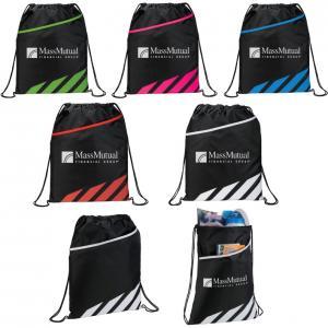 Flash Drawstring Sports Backpack