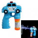 Police Car Bubble Blaster
