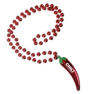 Red Chilli Pepper Necklace