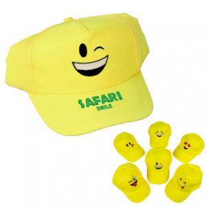 Emoticon Baseball Cap