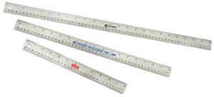 6 inch Alumicolor Stainless Steel Ruler