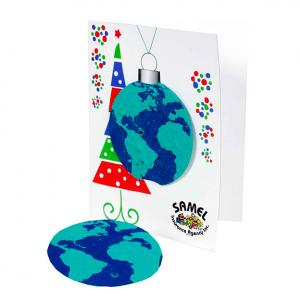 4 x 5 Eco Friendly Earth Seed Paper Greeting Card