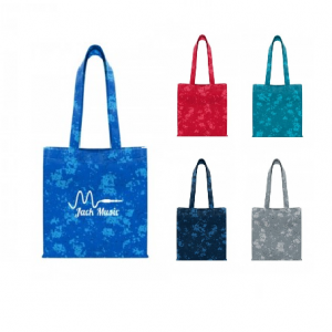 Affliction Printed Economy Tote