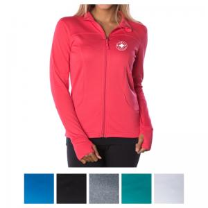 Independent Trading Company Junior's Lightweight Poly-Tech Zip
