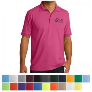 Port & Company Core Blend Jersey Knit Polo