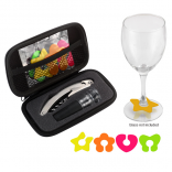 Wine Essentials Kit with Case
