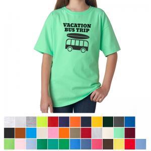 Gildan Youth Ultra Cotton T-Shirt - Colors