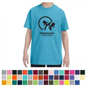 Jerzees Youth Dri-Power Active T-Shirt - Colors