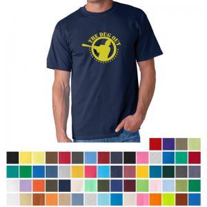 Gildan Adult Ultra Cotton T-Shirt - Colors
