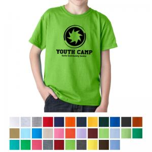 Gildan Youth DryBlend T-Shirt - Colors