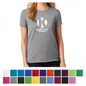 Gildan Ladies' Heavy Cotton T-Shirt - Colors