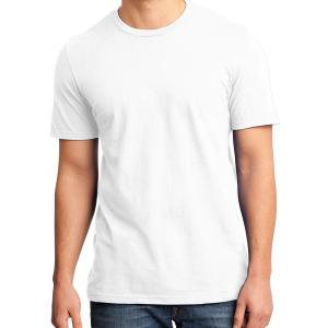 White District Young Mens Very Important Tee