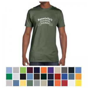 Hanes Men's Nano-T Cotton T-Shirt - Colors