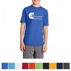 Port & Company Youth Performance Blend Tee - Colors