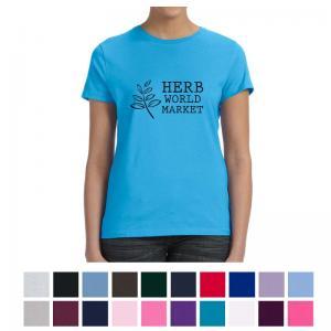 Hanes Ladies' Nano-T Cotton T-Shirt - Colors