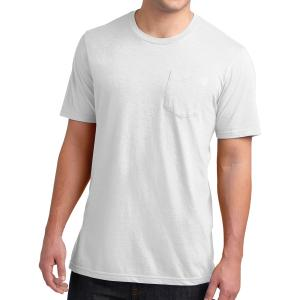 White District Young Men's Very Important Tee with Pocket