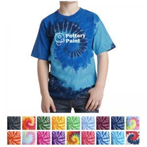 Port & Company Youth Tie-Dye Tee