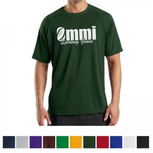 Sport-Tek Dry Zone Short Sleeve Raglan T-Shirt