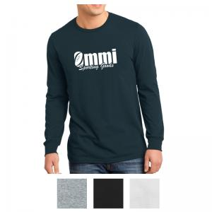 District Young Men's The Concert Tee Long Sleeve