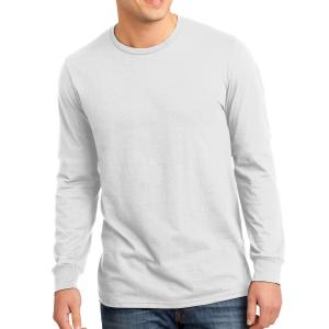 White District Young Men's The Concert Tee Long Sleeve