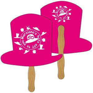 Top Hat Shaped Fan