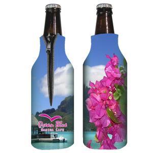 Bottle Koolie with Zipper