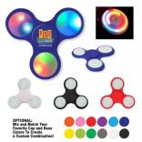 Multi-color LED Fidget Spinner