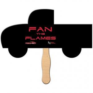 Pick-Up Truck Hand Fan