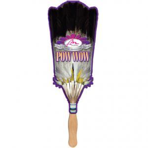 Broom Shaped Hand Fan
