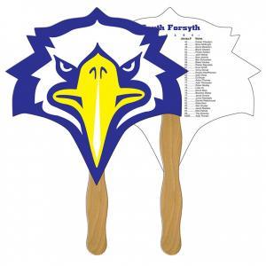 Bird Shaped Hand Fan